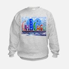 I Heart Chicago Sweatshirt
