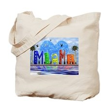 I Heart Miami Tote Bag