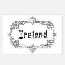 """""""Celtic Knots Ireland"""" Postcards (Package of 8)"""