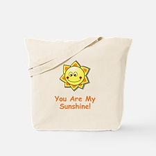 Unique Ray of sunshine Tote Bag