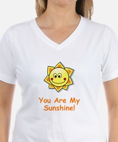 Unique You are my sunshine Shirt