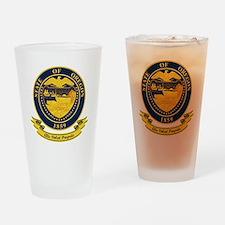 Oregon Seal Drinking Glass