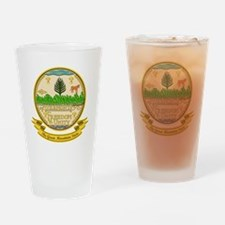 Vermont Seal Drinking Glass