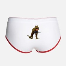 T Rex w AK Women's Boy Brief