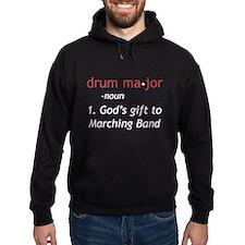 Definition of Drum Major Hoodie
