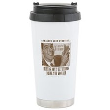 Friends Don't Let Friends Travel Mug