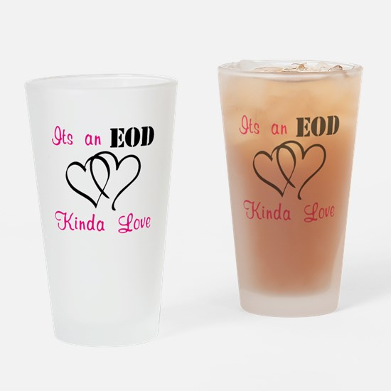 EOD Love Home/Office Drinking Glass