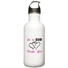 EOD Love Home/Office Water Bottle