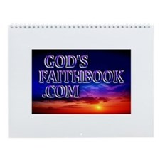 Cool Religion and beliefs Wall Calendar