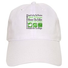 Muscular Dystrophy Collage Baseball Cap