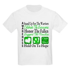 Muscular Dystrophy Collage T-Shirt