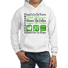 Muscular Dystrophy Collage Hoodie