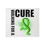 Muscular Dystrophy Walk Throw Blanket