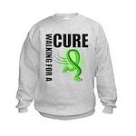 Muscular Dystrophy Walk Kids Sweatshirt