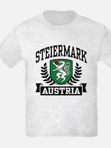 Steiermark Austria T-Shirt
