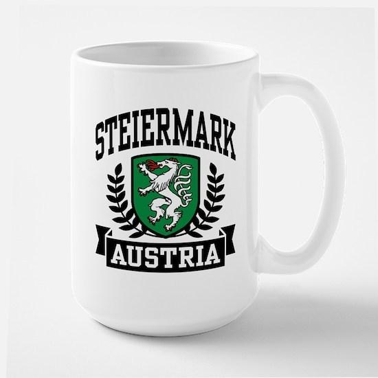Steiermark Austria Large Mug