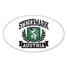 Steiermark Austria Decal