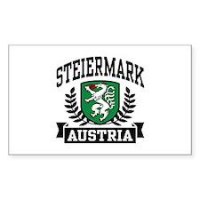Steiermark Austria Decal