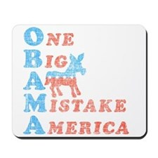 One Big Ass Mistake Mousepad