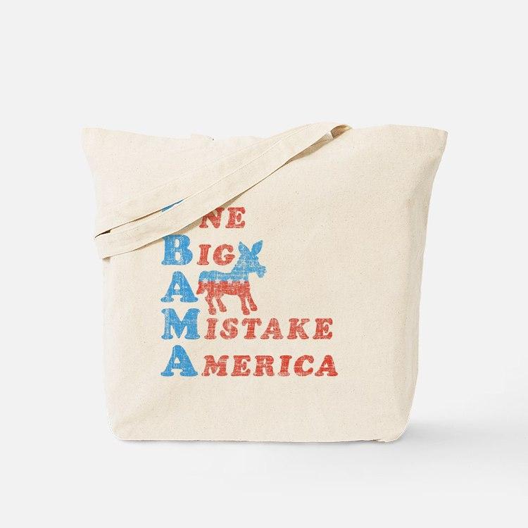 One Big Ass Mistake Tote Bag