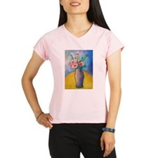 PINK ROSES Performance Dry T-Shirt