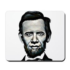 Abraham Obama Mousepad