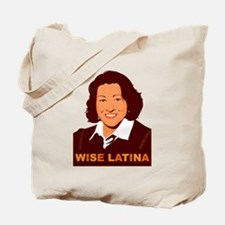 Sotomayor Wise Latina Tote Bag