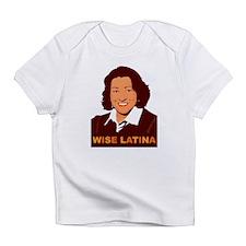 Sotomayor Wise Latina Infant T-Shirt