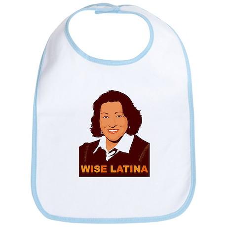 Sotomayor Wise Latina Bib
