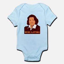 Sotomayor Wise Latina Onesie