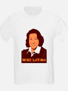 Sotomayor Wise Latina T-Shirt