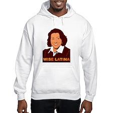 Sotomayor Wise Latina Hoodie