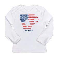 American Tea Cup Long Sleeve Infant T-Shirt