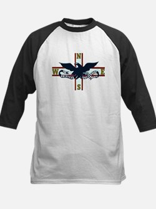 American Independent Logo Kids Baseball Jersey