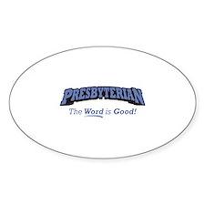 Presbyterian / Word Decal