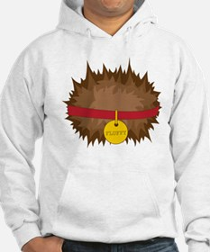 Fluffy the Tribble Hoodie