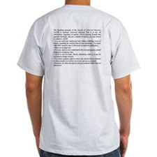 Reasons to Submit T-Shirt