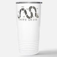 Unite or Die Travel Mug