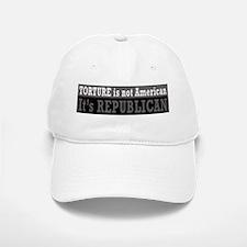 Torture not American Baseball Baseball Cap