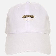 Methodist / Pew Baseball Baseball Cap
