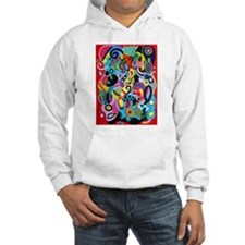 COLORFUL ABSTRACT Hoodie