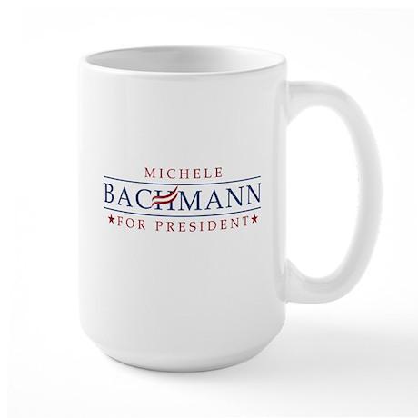 Michele Bachmann 2012 Large Mug