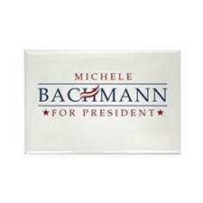 Michele Bachmann 2012 Rectangle Magnet