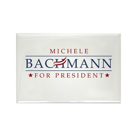 Michele Bachmann 2012 Rectangle Magnet (10 pack)