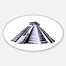 Temple of Kukulkan Icon Decal