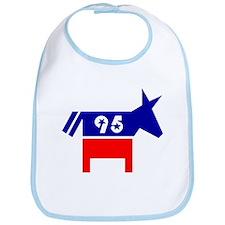 Democratic *95* Bib