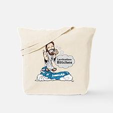Levitation Bitches Tote Bag