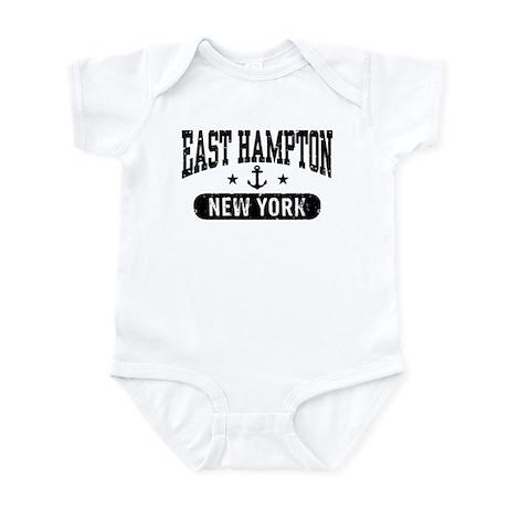 East Hampton New York Infant Bodysuit
