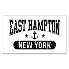 East Hampton New York Decal