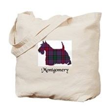 Terrier - Montgomery Tote Bag